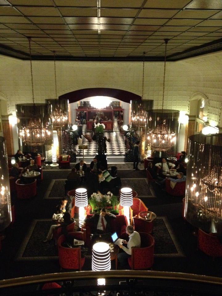 bar hotel lutetia paris