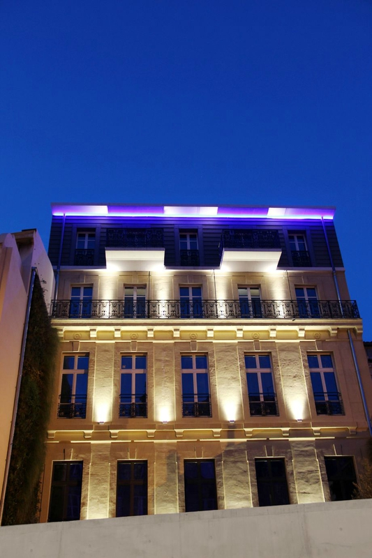 hotel c2 marseille
