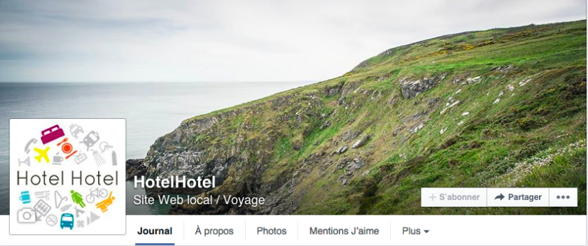 facebook HotelHotel