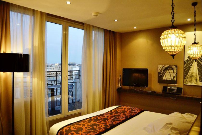 Hotel-Paris-Etoile-Saint-Honore-room