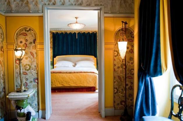 L'Hôtel, Paris, suite où logea Pierre Loti