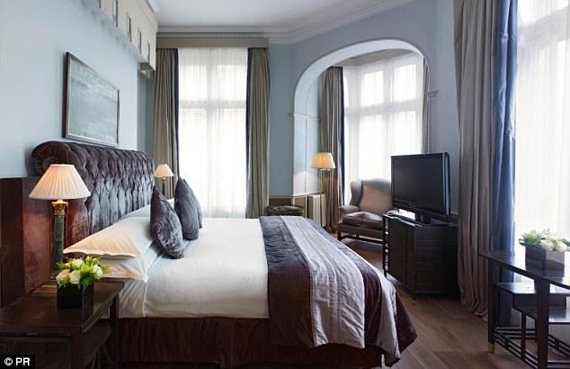 Hotel Cadogan, Londres, chambre 118