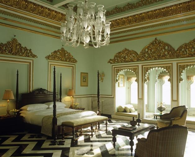 Suite Taj Lake Palace, Udaipur