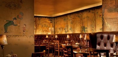 Bemelmans Bar, Carlyle Hotel, New York