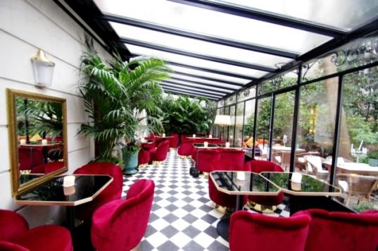 Bar Le Très Particulier, Hôtel Particulier, Paris