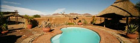 Kulala Desert Lodge, Namibie