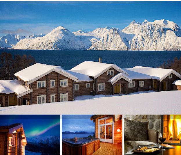 Lyngen Lodge, Norvège