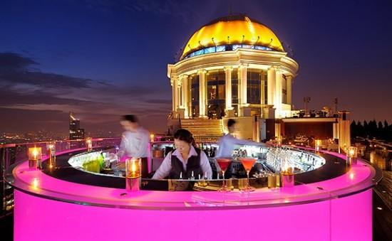 Sky Bar, Lebua Hotel, Bangkok
