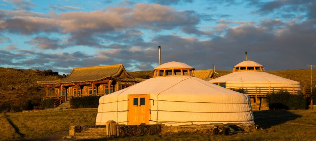 The Three Camel Lodge, Mongolie