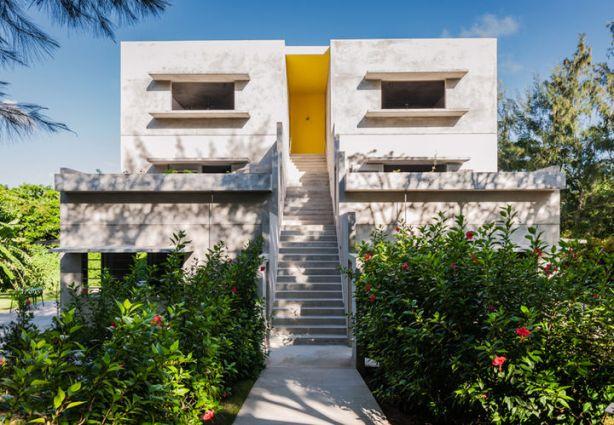 Casa Solaris, Hix Island House