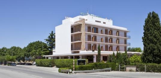 El Motel Restaurant, Hotel Emporda, Figueras, Espagne