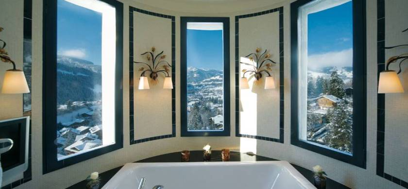 Gstaad Palace Junior Suite