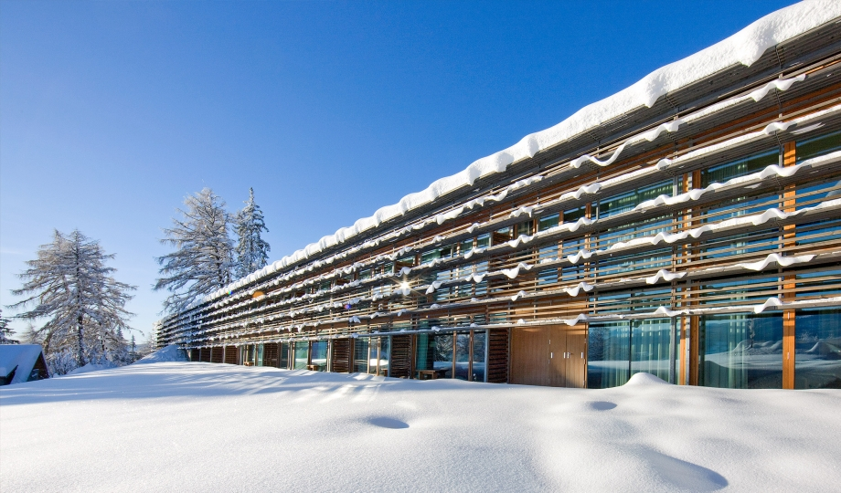 Vigilius Mountain Resort